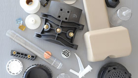 Custom Injection Molding of Plastics, from Superior Plastics